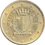 Maltesische Euromünzen Wikipedia