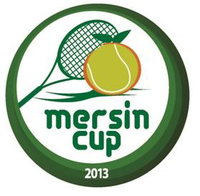 "Logo des Turniers ""Mersin Cup 2013"""