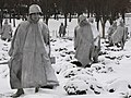 Korean War Veterans Memorial, snow cover.jpg
