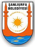 Wappen von Şanlıurfa