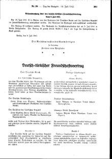Deutsch Türkischer Freundschaftsvertrag Wikipedia