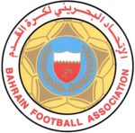 Logo der Bahrain Football Association
