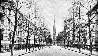 Kaiser-Friedrich-Gedächtniskirche [Public domain], via Wikimedia Commons