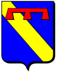 Coat of arms of Houécourt