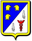 Lanhères coat of arms