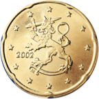 20 cents Finland
