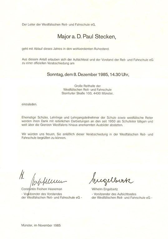 datei:verabschiedung paul stecken – wikipedia, Einladung