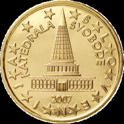 Slowenische Euromünzen Wikiwand