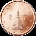 2 cents Italy