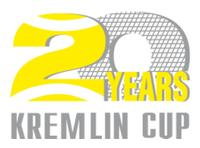 "Logo of the ""Kremlin Cup 2009"" tournament"
