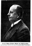 Alfons Mumm von Schwarzenstein -  Bild