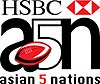 Logo der Asian Five Nations