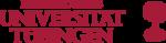 Logo of the University of Tübingen
