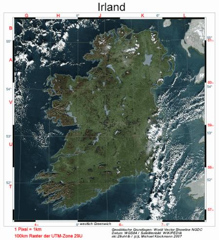 Irland Cliffs Of Moher Karte.Geographie Irlands Wikipedia
