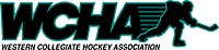 Logo der Western Collegiate Hockey Association