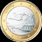 1 euro Finland