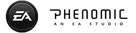 EA Phenomic Game Development Logo (2006)