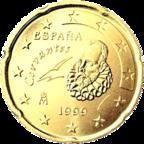 20 cents Spain