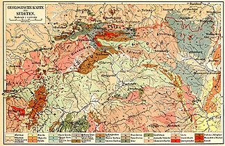 altvatergebirge karte Sudeten – Wikipedia