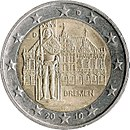 2 Euro commemorative coin 2010 Germany.jpg