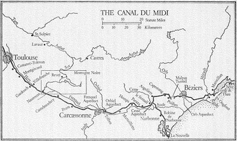 C du Midi – Wikipedia C Du Midi Map on