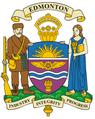Wappen von Edmonton