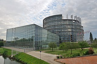 gewählter Vertreter im Europäischen Parlament