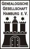 Logo Genealogische Gesellschaft HH 2010.png