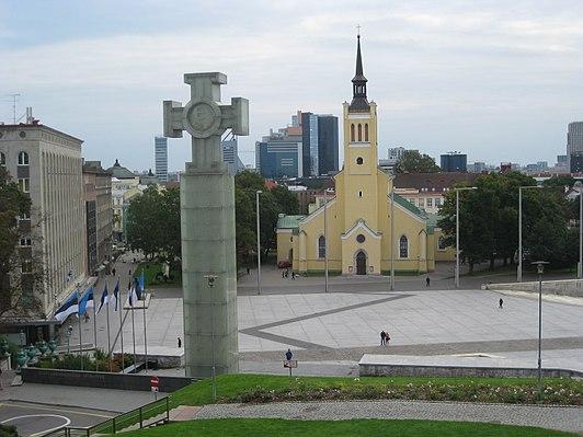 Freedom Square, Tallinn
