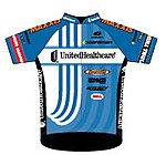 Trikot UnitedHealthcare Professional Cycling Team