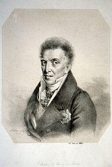 Anton von Sachsen, Lithographie von Friedrich Lieder, 1823 (Quelle: Wikimedia)