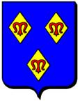 Coat of arms of Monthureux-sur-Saône