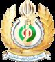 Wappen des iranischen Verteidigungsministeriums (→ zum Artikel)