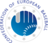 Logo der Confederation of European Baseball (CEB)