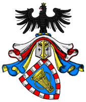 Family coat of arms of those of Brentano