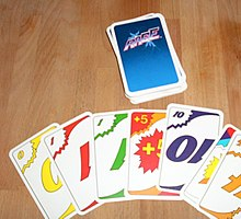 Rage Kartenspiel