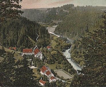 Girl Bonndorf im Schwarzwald