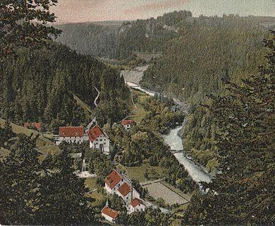 Mädchen Bonndorf im Schwarzwald