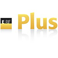 Logo von ERF Plus seit 1.September.2011