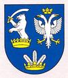 Veľké Držkovce coat of arms