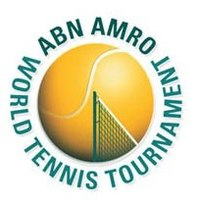"Logo des Turniers ""ABN AMRO World Tennis Tournament 2018"""