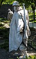 Korean War Memorial statue.JPG