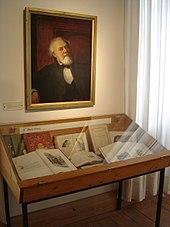 Ausstellung im Berthold-Auerbach-Museum (Quelle: Wikimedia)