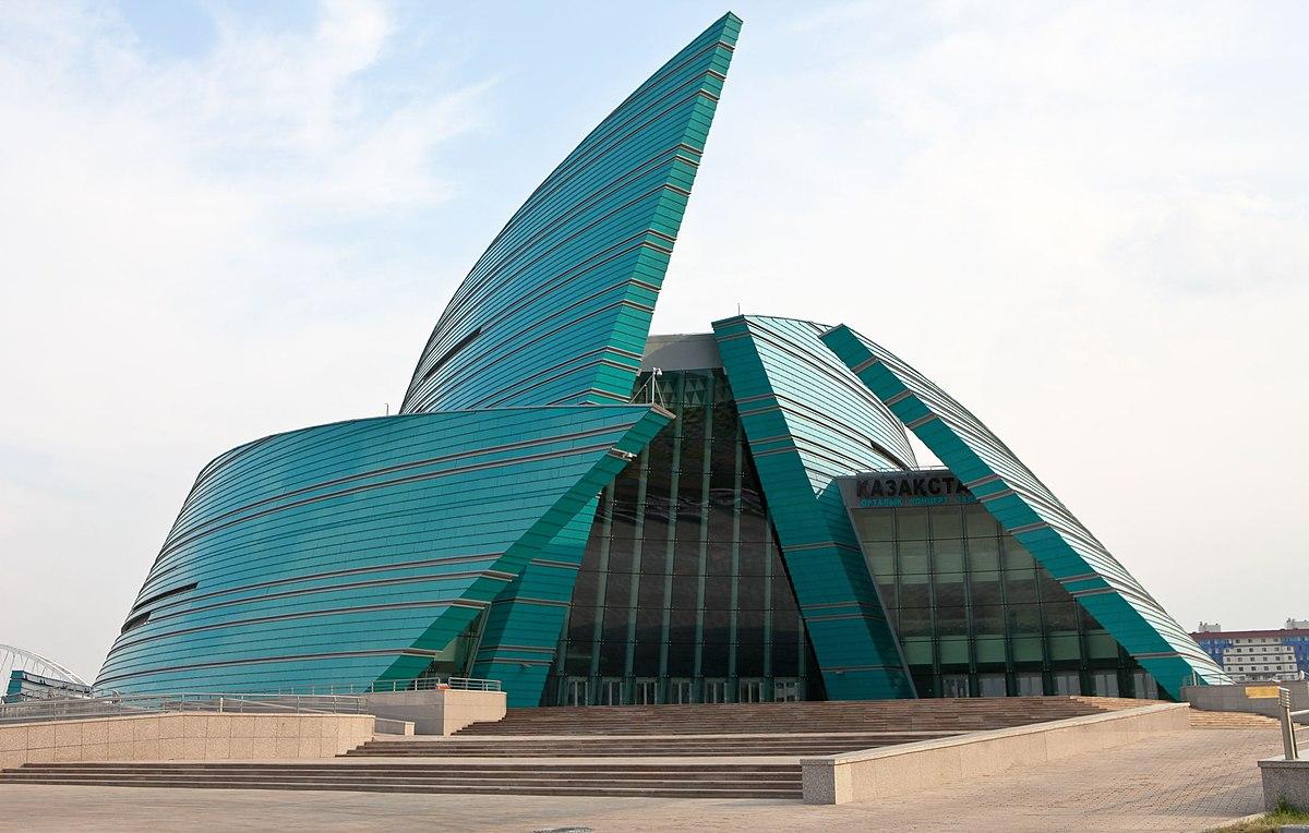 Zentrale Konzerthalle Kasachstan – Wikipedia