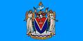 Flagge von Victoria