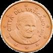 1 cent Vatican 3rd series
