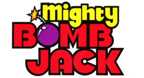 Mighty bomb jack logo.png