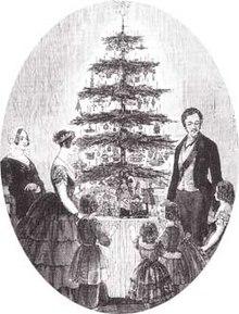 Wo Stand Der Erste Weihnachtsbaum.Weihnachtsbaum Wikipedia