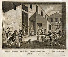 Bis Rue Maximilien Robespierre  Mantes La Ville