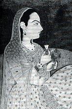 Mumtaz Mahal (representation from the 17th century)